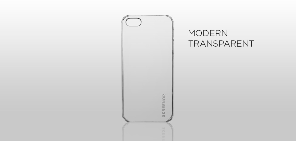 Screenor Modern Transparent